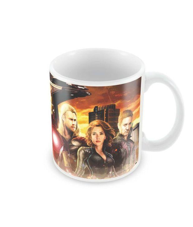 Marvel Avengers All Mug