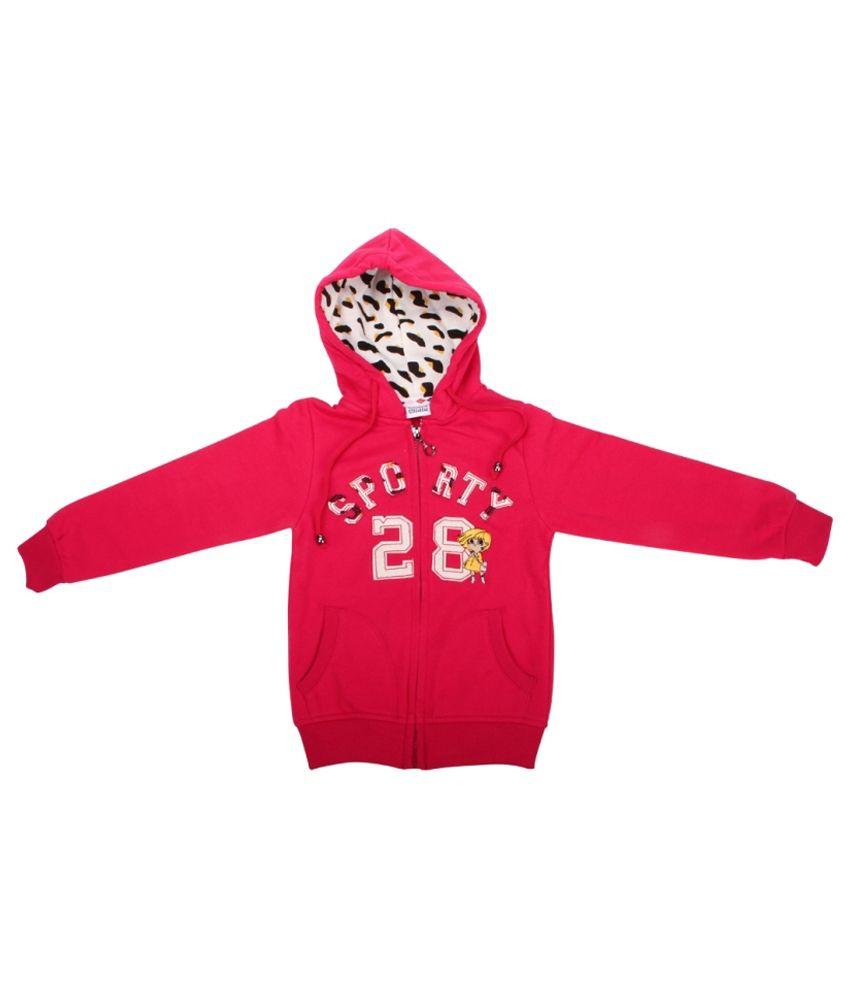 Mee Mee Pink Fleece Padded Jacket