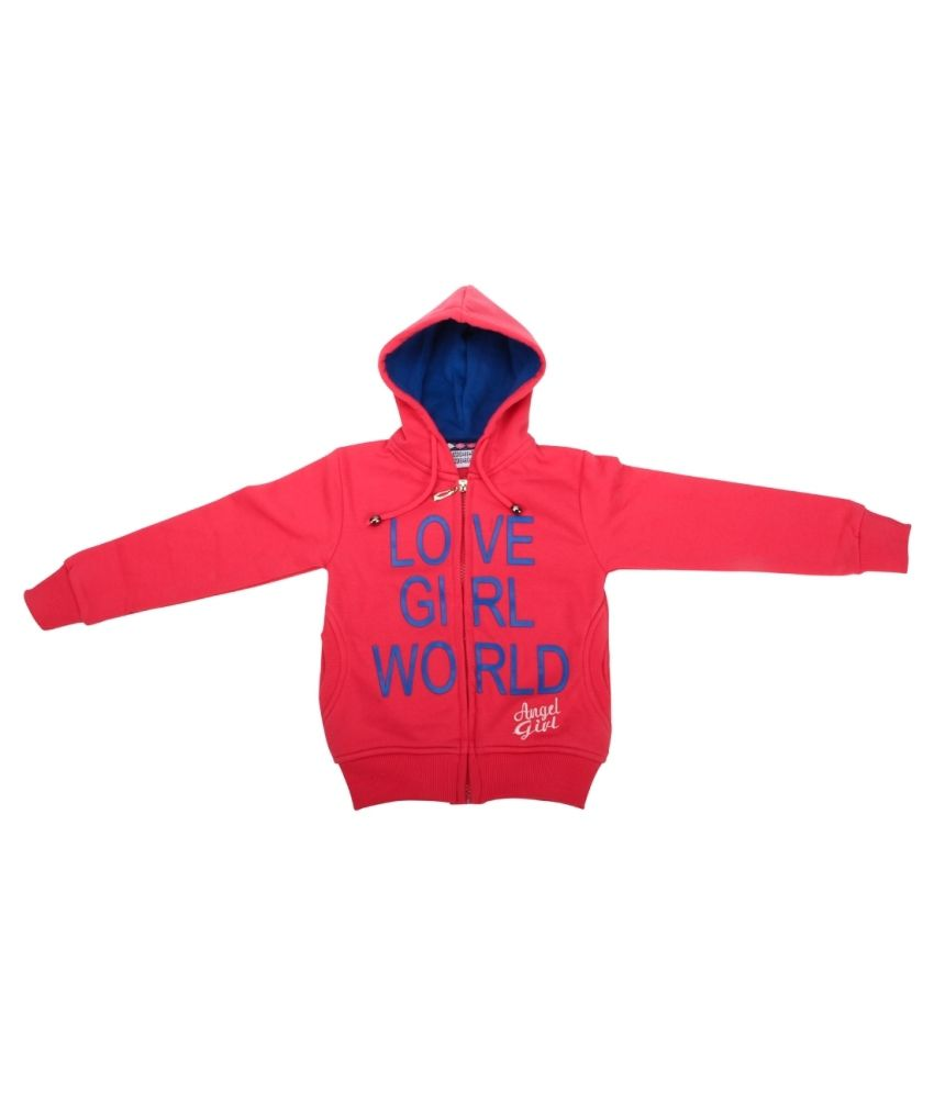 Mee Mee Red Fleece Padded Jacket