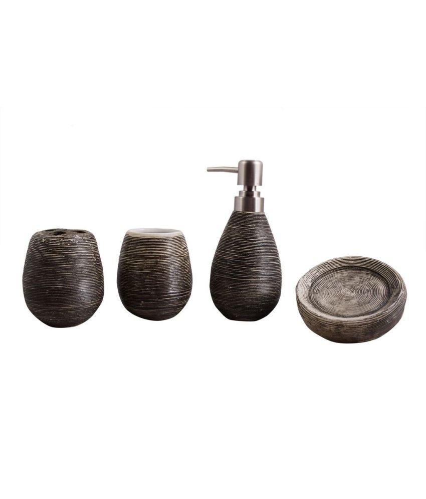Buy Purple Axis Bathroom Set Ceramic 2191 C Online At Low