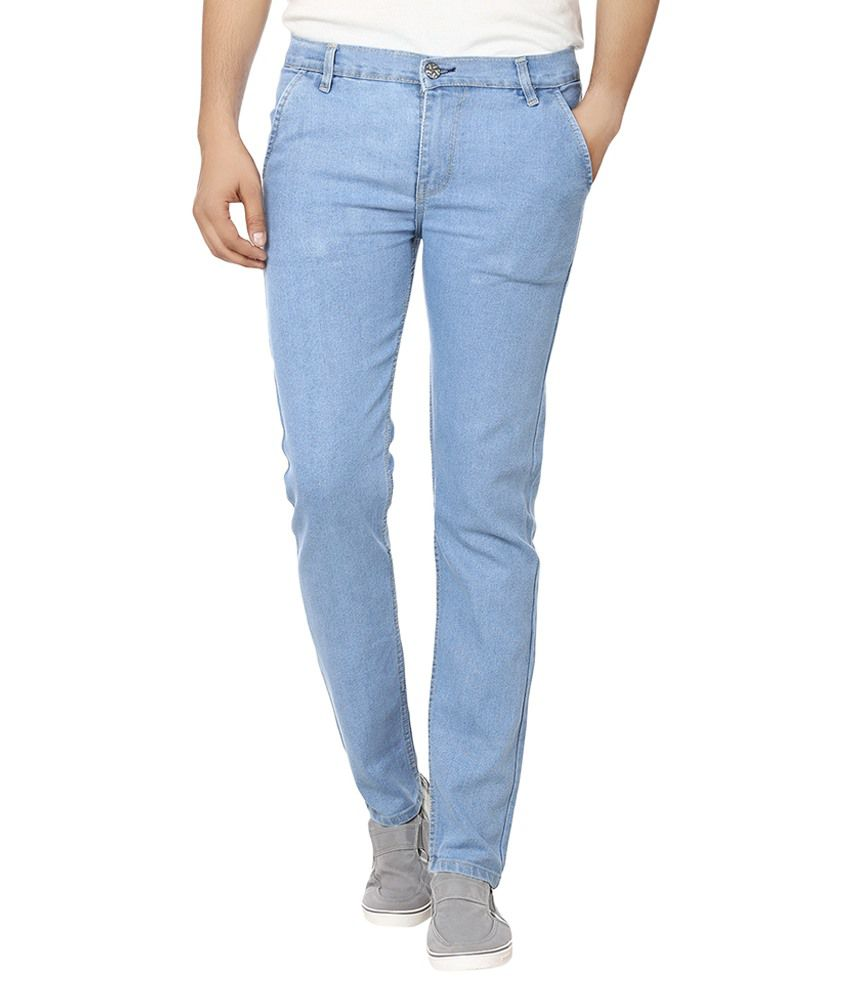 Ben Carter Blue Slim Fit Jeans