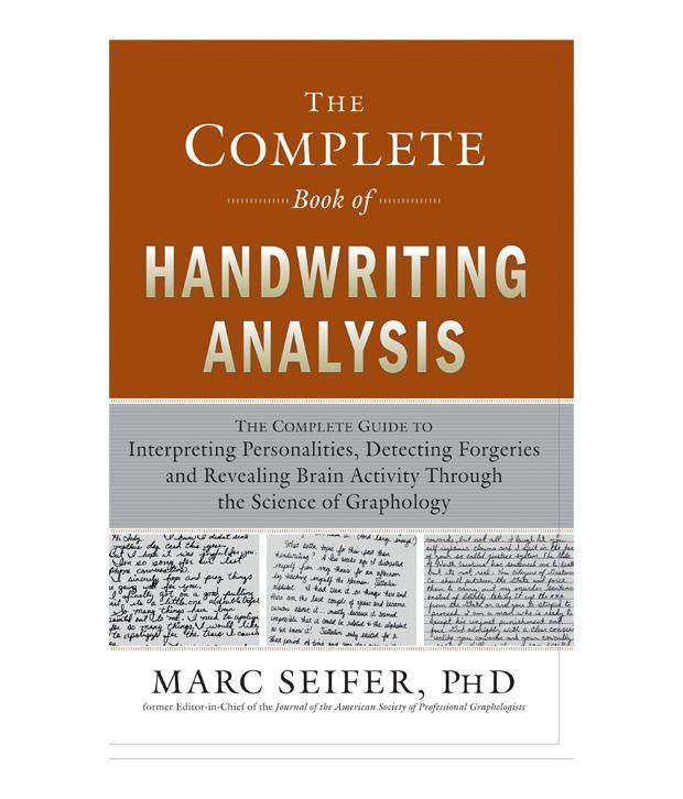 Erika karohs handwriting analysis books