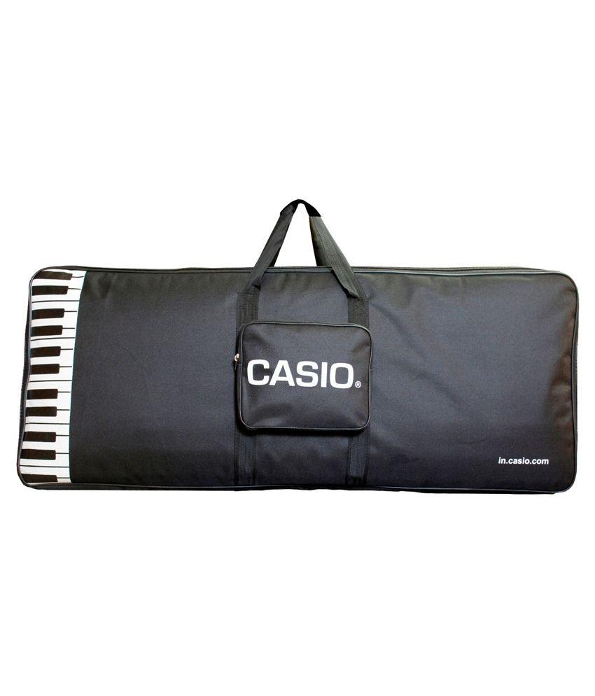 Casio Ctk 2400 Black Heavy Padded 61 Standard Keys Cover Gig Bag
