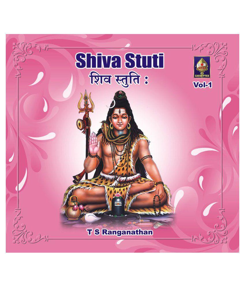 Shiva Stuthi - 1 Cd Sanskrit