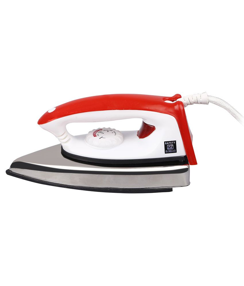 Life Time Iron-001 Dry Iron White