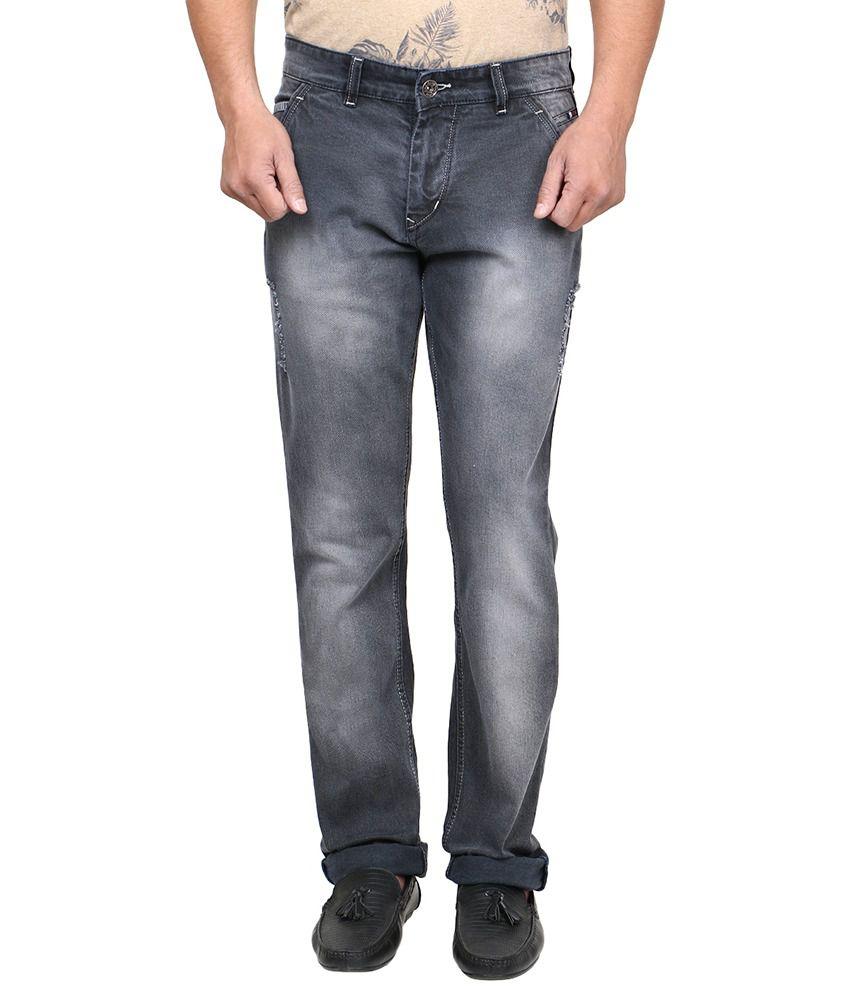 UWC Grey Slim Fit Jeans