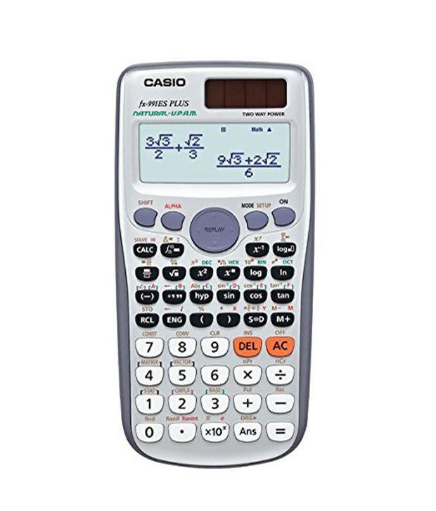 Casio fx-991es plus scientific calculator fx991es genuine in.