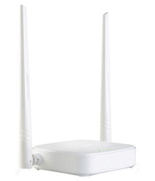 Tenda N301 Wireless N300 Easy Setup Wifi Router  White, Not a Modem