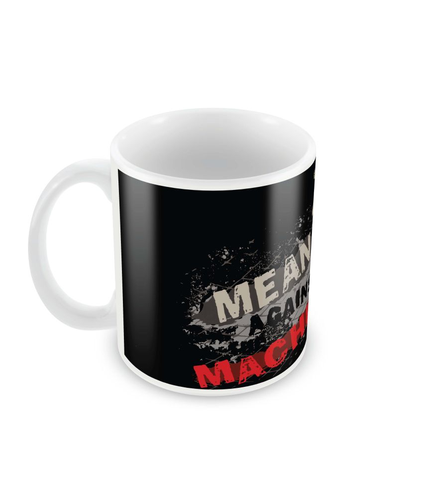 Marvel Mean Against Machine Officially Licensed Mug
