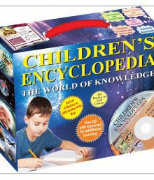 Children's encyclopedia - the world of knowledge