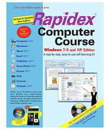Rapidex Computer Course (With Cd)