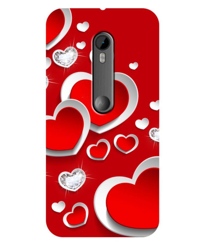 new style 0cfa6 333b7 Motorola Moto G Turbo Edition Printed Case by Zapcase