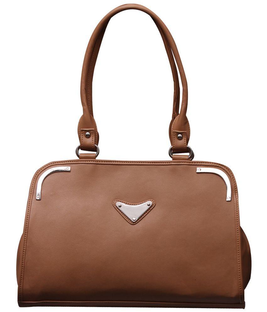 Fostelo FSB-193 Brown Shoulder Bags