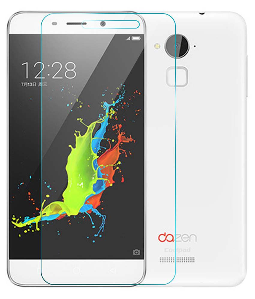 Coolpad Dazen Note 3 Tempered Glass Screen Guard by Uni Mobile Care