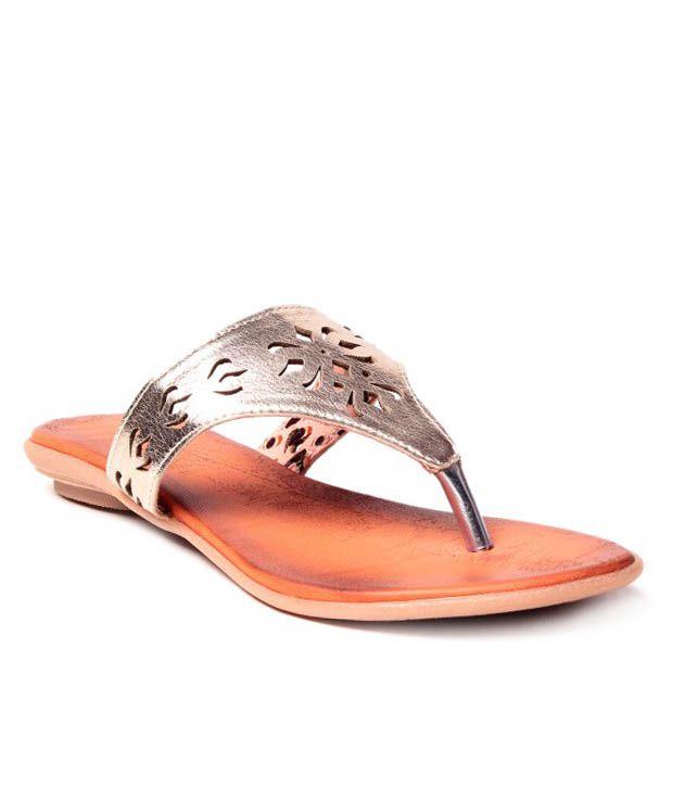 WXYZ Silver Sandal