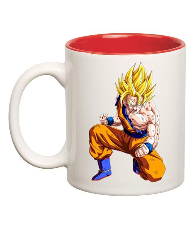 Huppme Inner Red Mug
