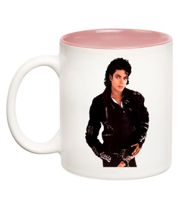 Huppme Inner Pink Mug