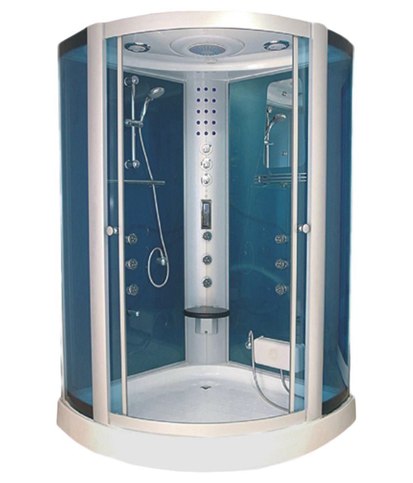 Buy Madonna Ballerina Shower Cabin - Blue Online at Low Price in ...