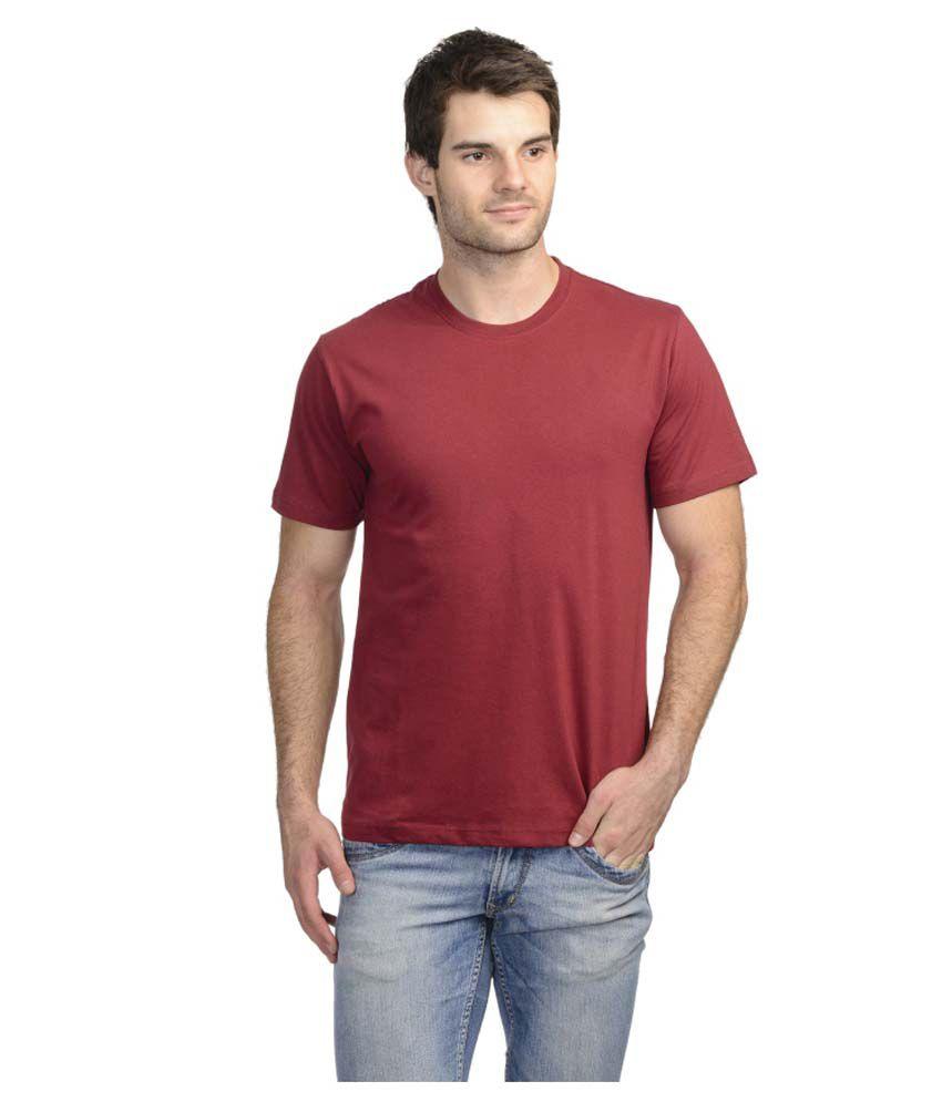 Sunita Textiles Multicolour Cotton T - Shirt Pack Of 3