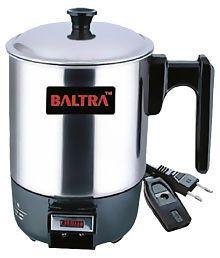 Baltra Liter Watt Stainless Steel Electric Kettle