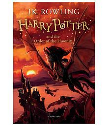 Harry Potter and the Order of the Phoenix Paperback (English)
