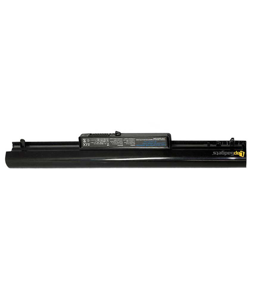 Lap Gadgets 2200mah Li-ion Laptop Battery For Hp Pavili-ion 15-d010sw Touchsmart
