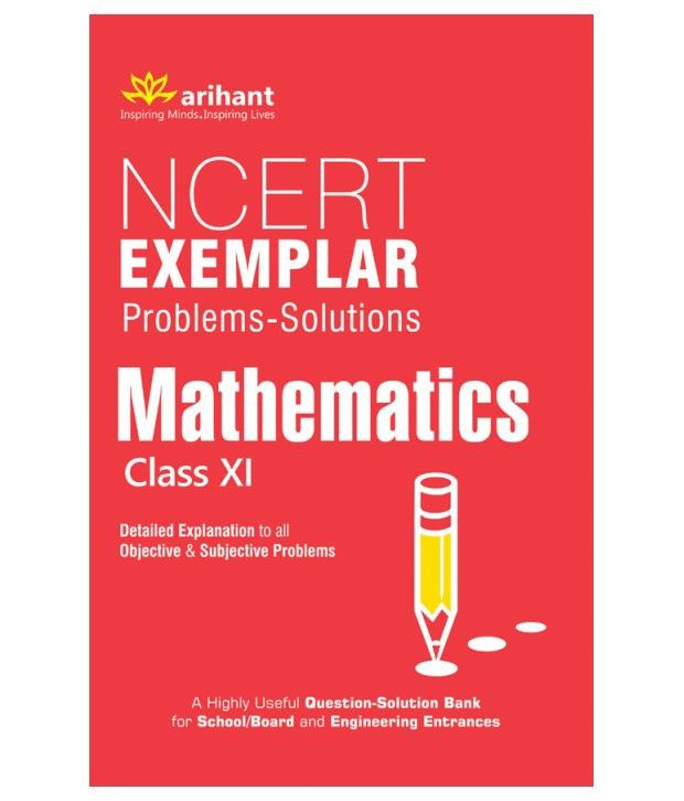NCERT Exemplar Problems-Solutions MATHEMATICS class 11th