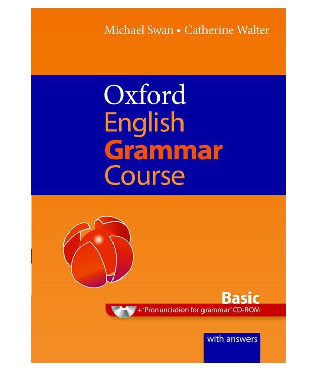 oxford english grammar course  Oxford English Grammar Course Basic With CD Paperback (English): Buy ...