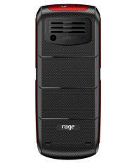 Rage Bold 2407 Black Red