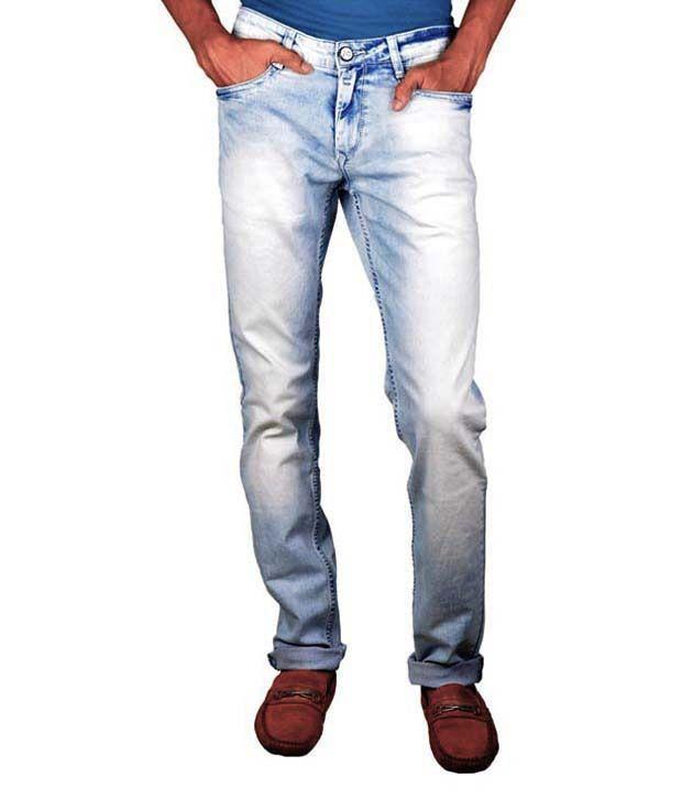 Ffreak Jeans Blue Slim Fit Jeans