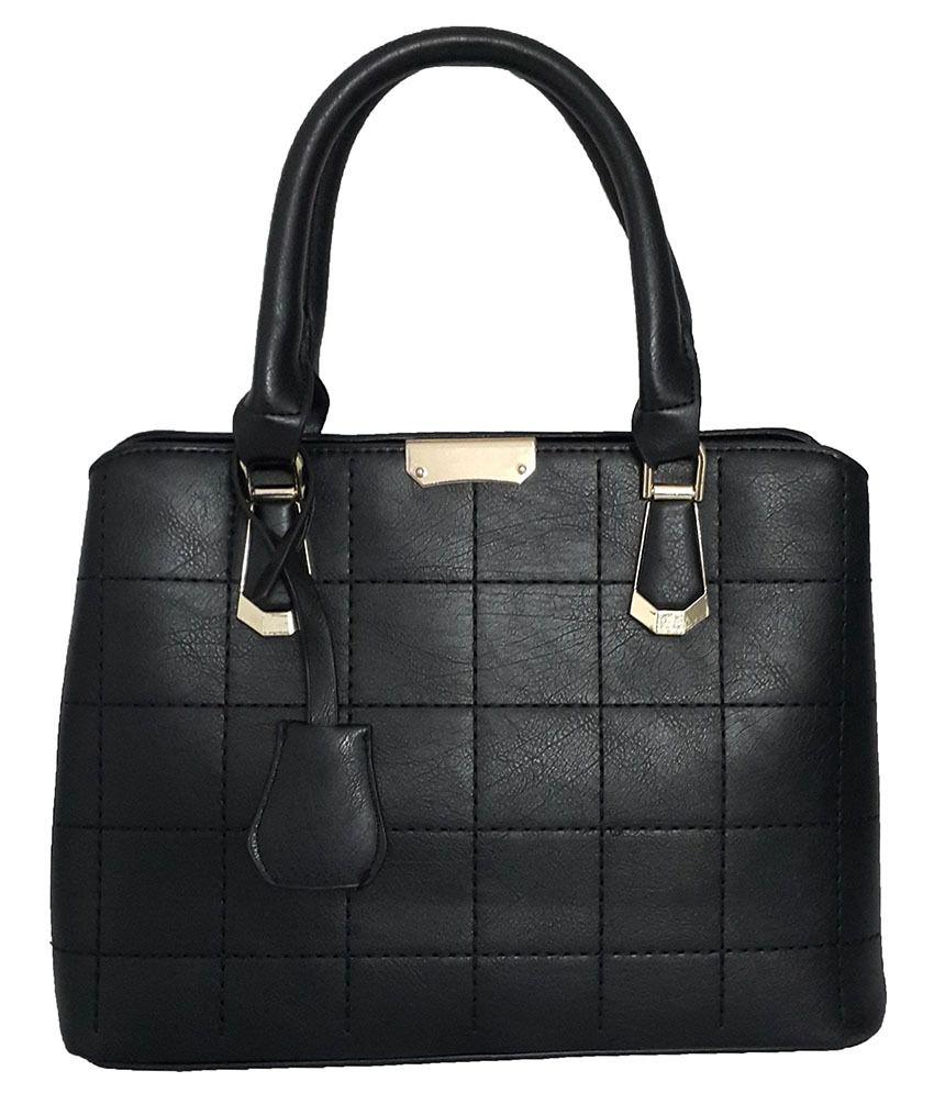 Melange Fashions Black Shoulder Bags