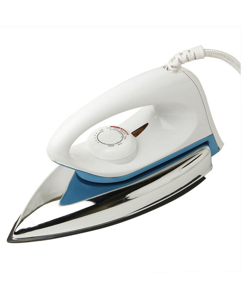 Perfect Iron Nano Dry Iron White