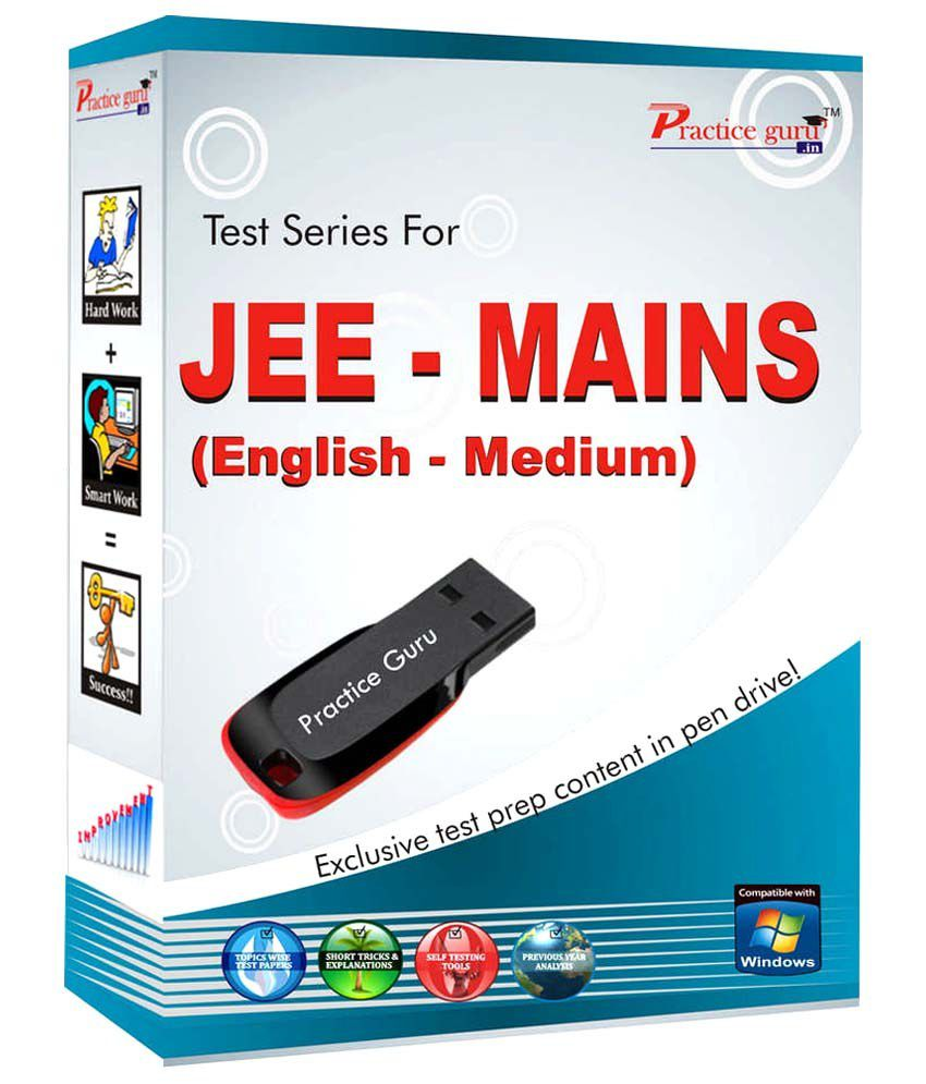 Printed prev. year papers + Sure shot Topic wise question bank for JEE MAINS exam (Eng. Med) Study Material Notes