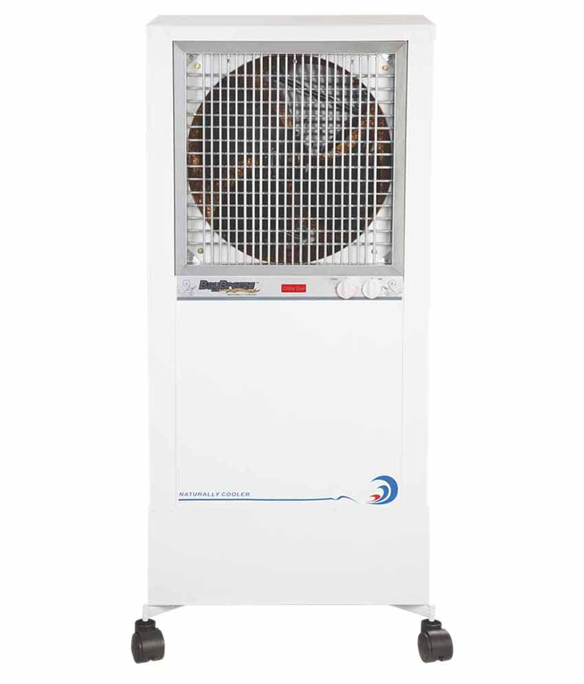 BayBreeze 115 Ltrs Chillercool Desert Cooler White