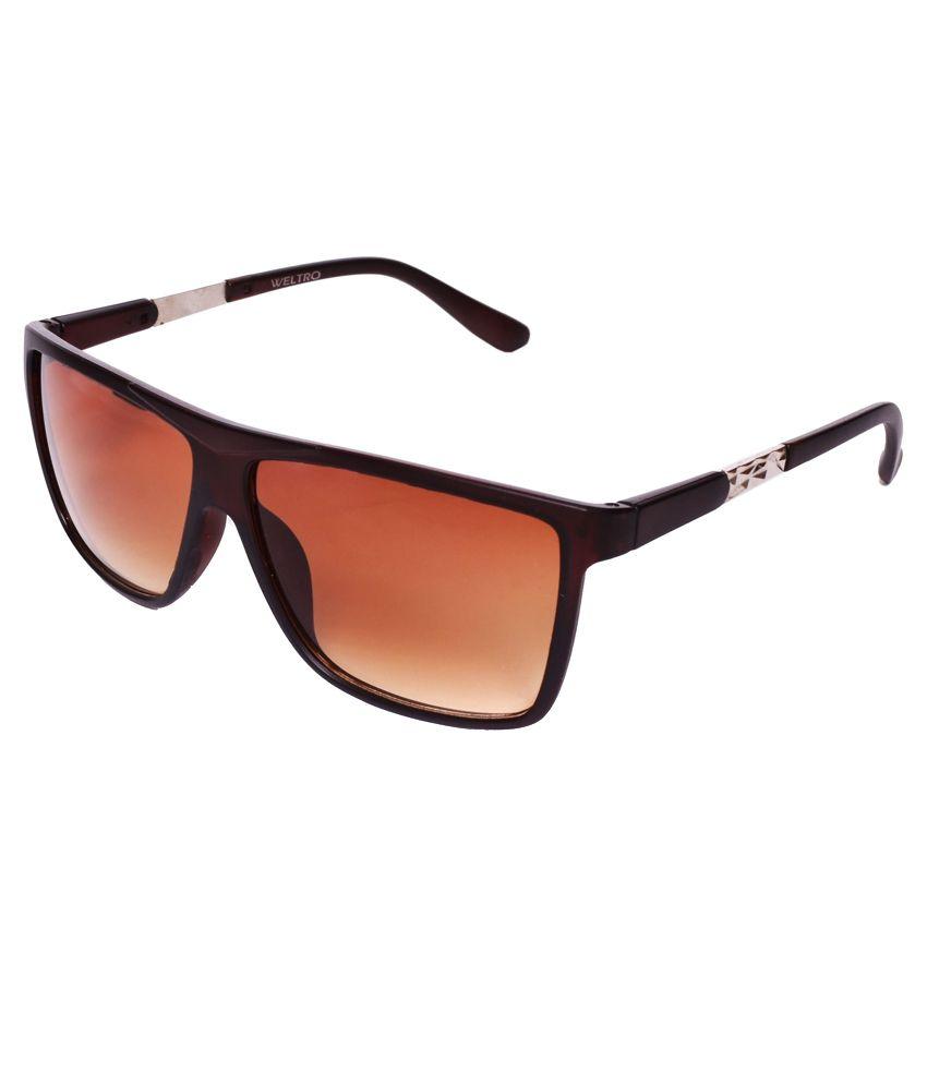 Derry Black Sunglasses For Unisex
