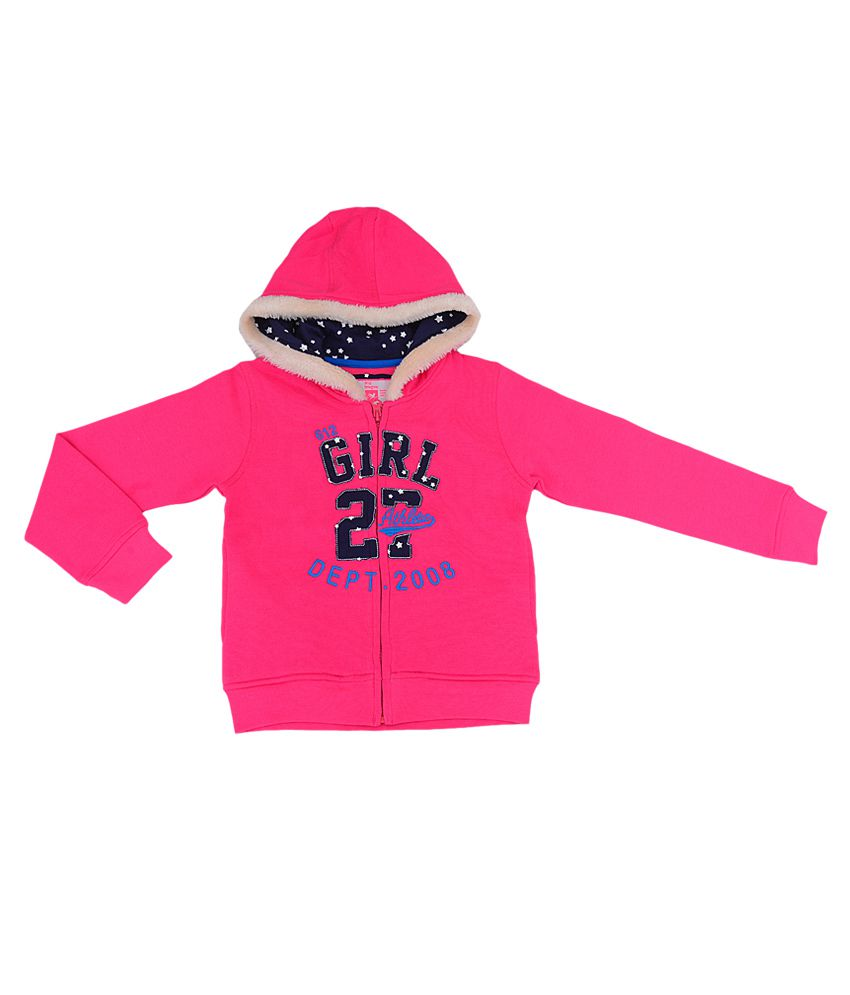 612 League Pink Hooded Sweatshirt