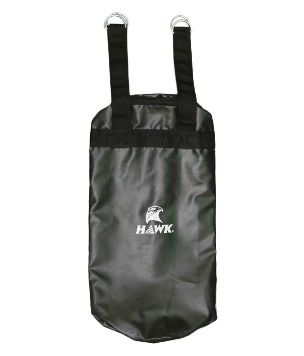 Hawk Black Boxing Bag Unfilled (29 inch)