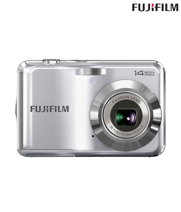 Fujifilm Finepix AV200 14 MP Digital Camera (Silver)