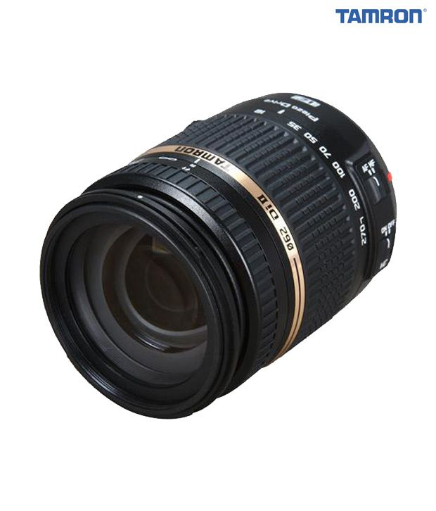 Tamron B008 AF 18-270 mm  F/3.5-6.3 Di-II VC LD Aspherical  (IF) Macro (for Sony) Lens