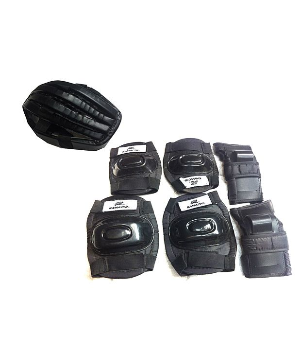 Kamachi Protective Skating Gear Set Buy line at Best Price on