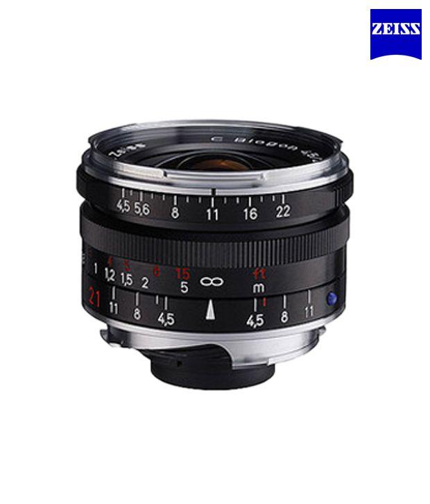 Carl Zeiss C Biogon T 4,5/21 ZM  (Black) ZM Lenses (M-Mount  Rangefinder) (1419-575 )