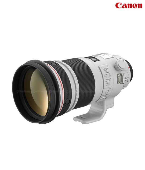 Canon -EF 300mm f/2.8L IS USM Lens
