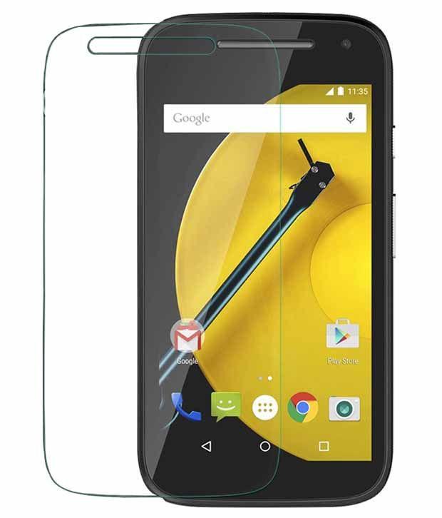 Motorola Moto E2 2nd Gen Tempered Glass Screen Guard by NEUTRON