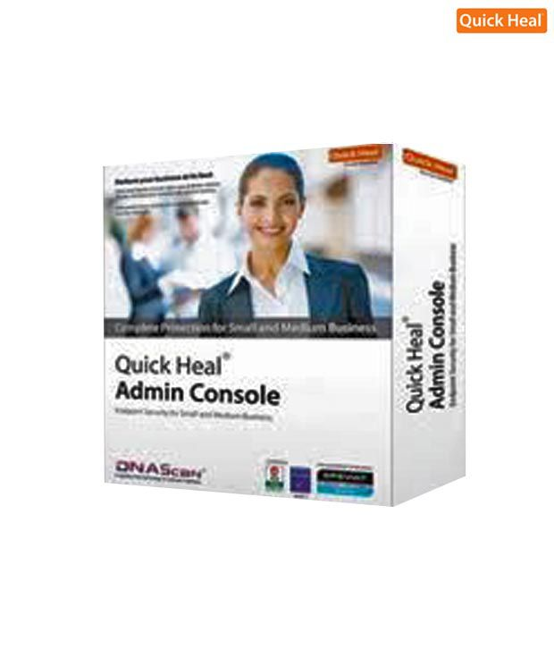 Quick Heal Admin Console Internet Security (5 User)