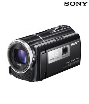 Sony HDR-PJ260VE Handycam (Black)