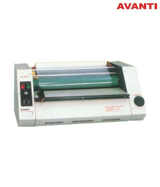 Avanti Lamination Machine Dl-450