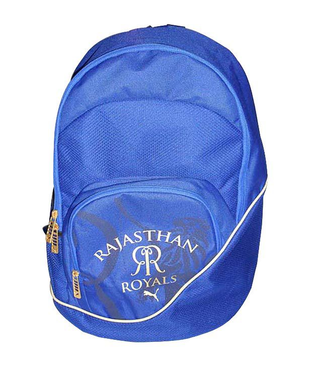 Rajasthan Royals Fan Back Pack