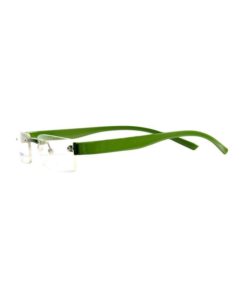 7eaecc2bf54 Magjons Green Rimless Eyeglass Frame - Buy Magjons Green Rimless ...