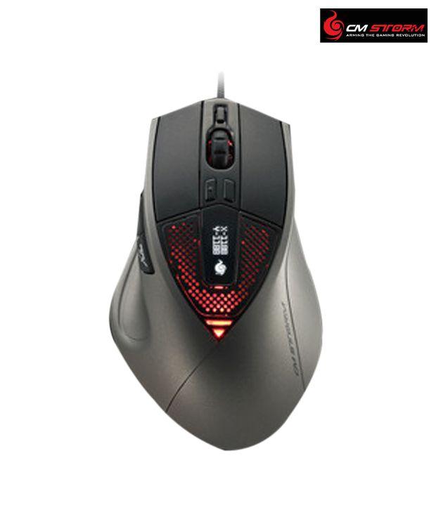 Cooler Master CM Storm Sentinel Advance II 8200DPI Gaming Mice