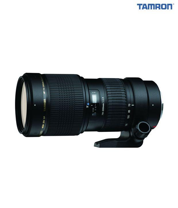Tamron -A001 AF70-200  mm F/2.8  Di LD (IF) Macro w/ hood and case  (Nikon)